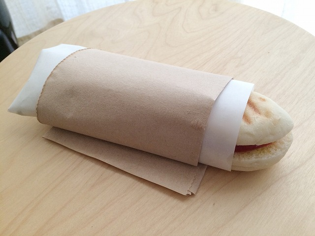 GRANDIR(グランディール)御池店生ハム&モッツァレラチーズ