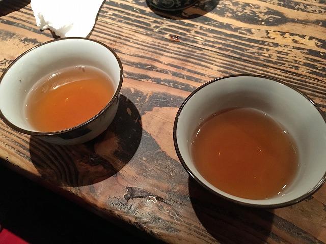 「ちゃぶや」お茶