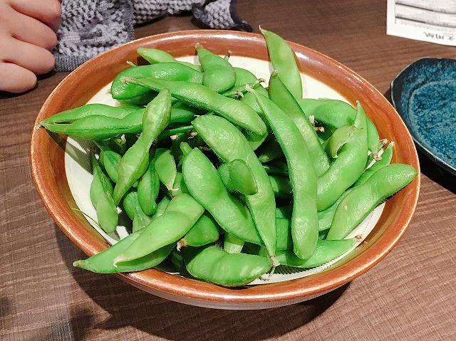 「米福」わしづかみ枝豆