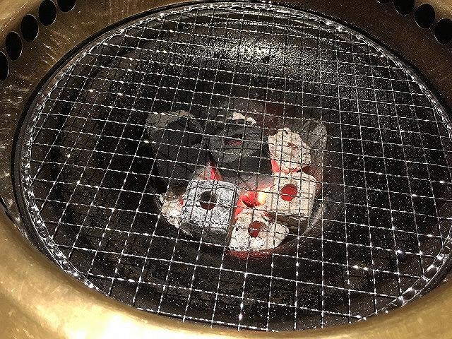 京都焼肉処焼肉「きはら」炭