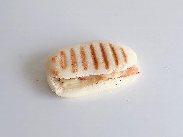 「Flip up!」ベーコン・タマゴ・チーズのパニーニ