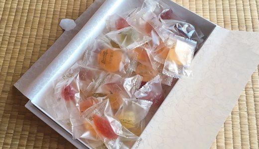 彩果の宝石|世界中から果物を取り寄せて作られたフルーツゼリー!上品な甘さとすっきりとした味わいが印象的【JR京都伊勢丹】
