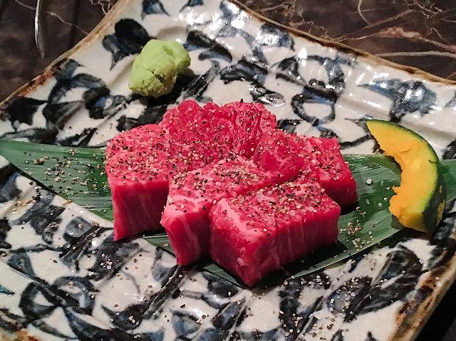「京のお肉処 弘 千本三条本店」和牛ヒレ角