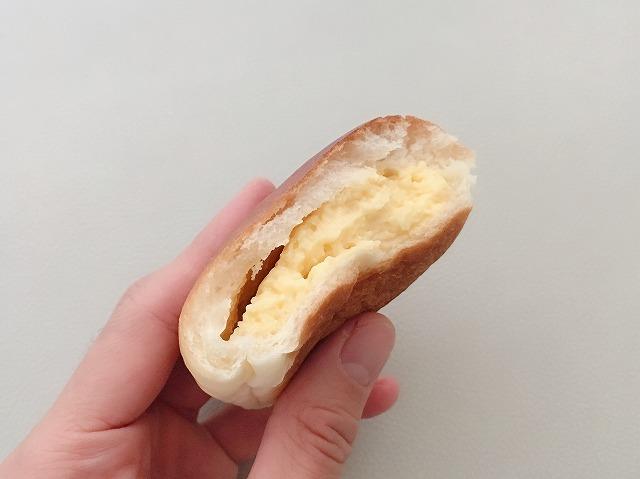 「白はとベーカリー」クリームパン