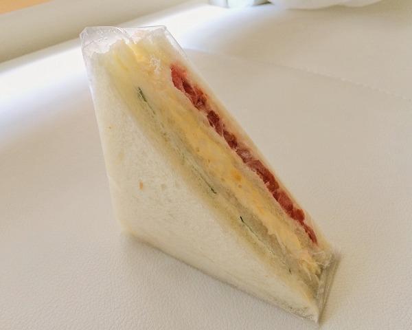 「ハヤシベーカリー」野菜サンド