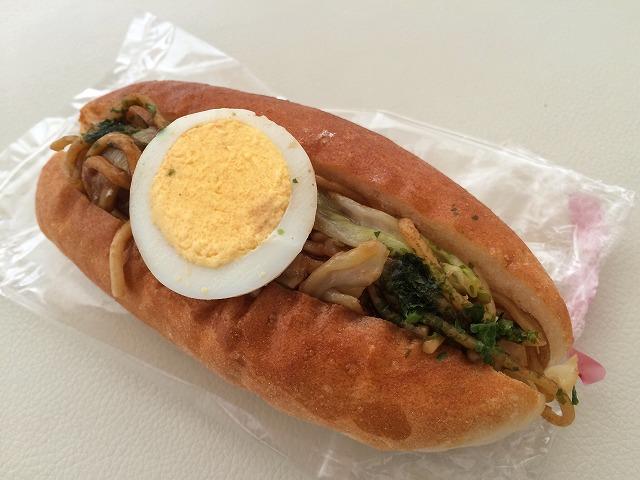 「ハヤシベーカリー」焼きそばパン