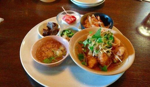 カナカナ|奈良で人気の古民家カフェ!お店の雰囲気はいいけど味がチョー薄くてみんなこれで満足しているのかな